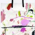 Shopping bag # 141, 2006. Gouache and pencil on paper, 41,5 x 22,2 cm, 16 3/8 x 8 3/4 inches