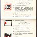 Comment ça va ?, de Vladimir Maïakovski (pp 60-61), Clémence hiver Editeur, 1988. Gravure sur bois