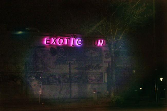 exotic N
